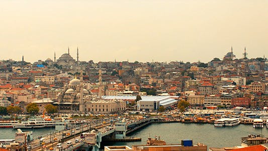 Thumbnail for Istanbul Panorama 1