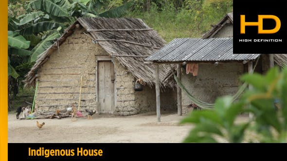Thumbnail for Indigenous Houses - 01