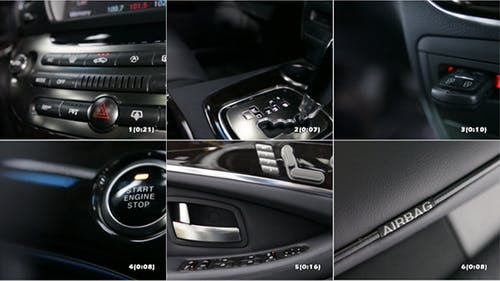 Car Interior Pack