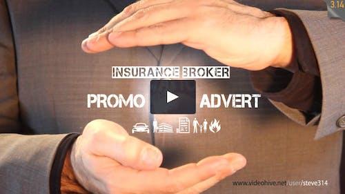 Insurance Agent / Broker - Promo Advert