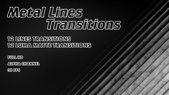 Thumbnail for Metal Lines Transitions 12-Pack