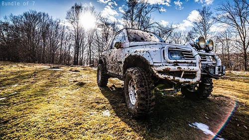 Off Road Rally Adventure