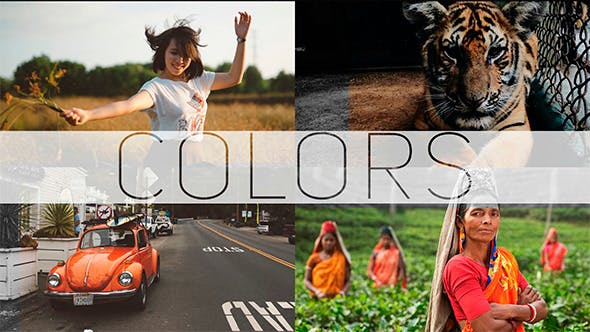 Thumbnail for COLORS - Photo/Video Gallery