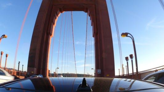 Thumbnail for Driving on Golden Gate