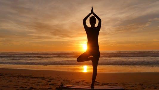 Thumbnail for Yoga Pose