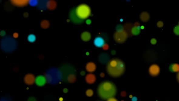Particles Background 04