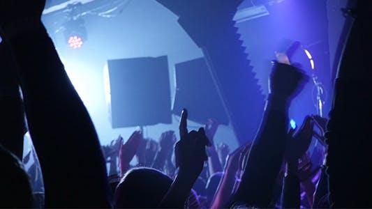 Thumbnail for Amazing Fans In Concert Dance Floor