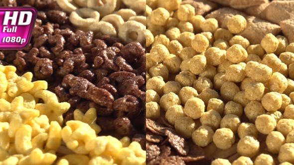 Thumbnail for Selection of Cereal Flakes