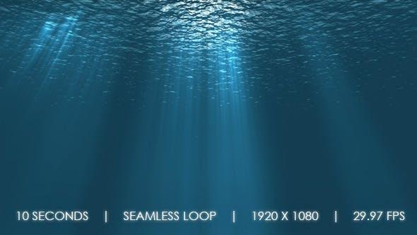 Ocean Under Water Journey