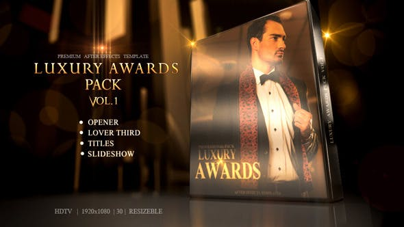 Luxury Awards Pack