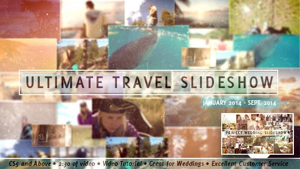 Thumbnail for Ultimate Travel Slideshow