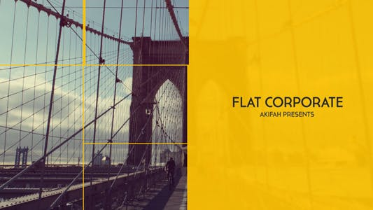 Flat Corporate