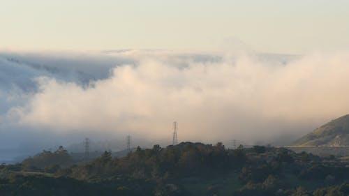 Niedrige Wolken