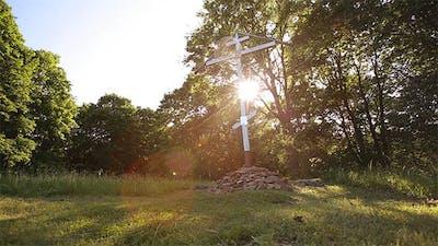 The Christian Cross