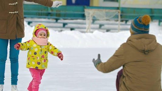 Thumbnail for At the Skating Rink