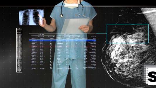 Thumbnail for Medical Futuristic Screen