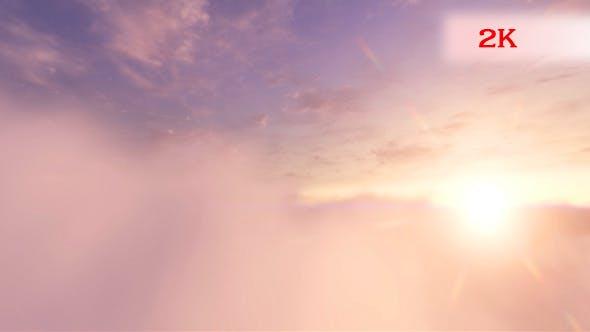 Flying Above Clouds V2