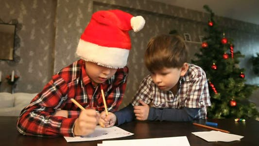 Thumbnail for Sending Christmas Letter