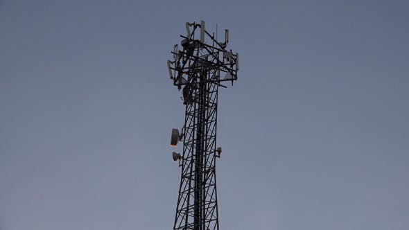 Communications Tower