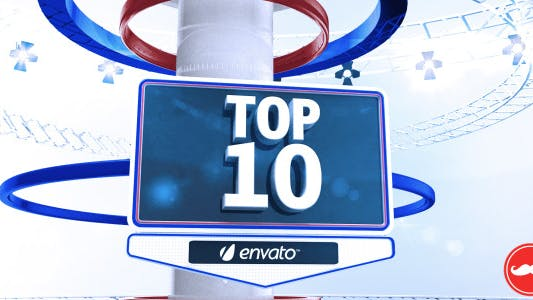 Thumbnail for Broadcast Top 10 Pack