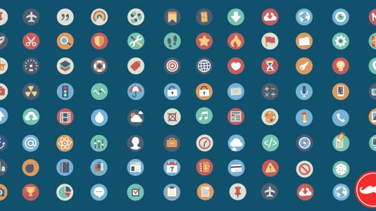 90 Animated Icons Pack