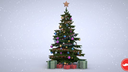 Thumbnail for 3D Christmas Tree