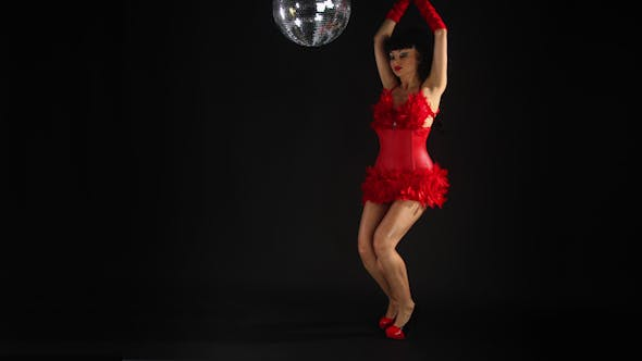 Thumbnail for Gogo Dancing Burlesuqe Disco Girls 3