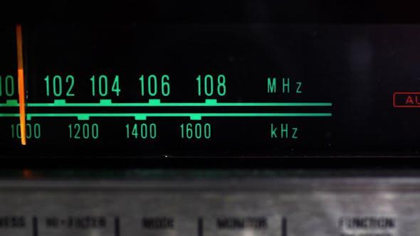 Thumbnail for Vintage Radio Dial 17