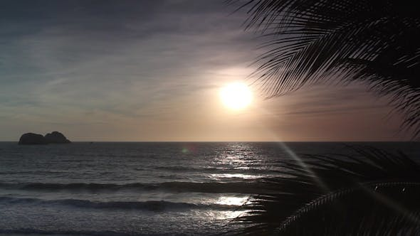 Thumbnail for Spectacular Sunset Mexico 2