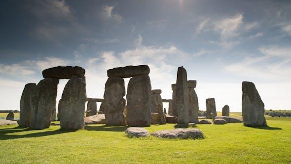 Thumbnail for Stone Henge England Tourism Monolith Stones 17