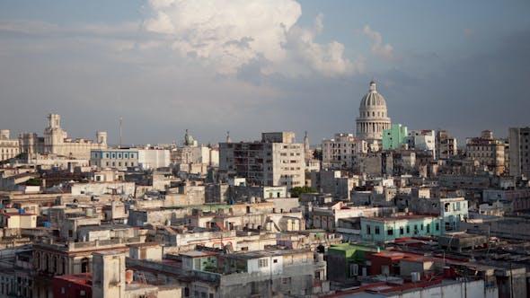 Thumbnail for Havana Cuba Skyline Capitolio 3