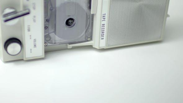Thumbnail for Tape Recorder Vintage Cassette 3