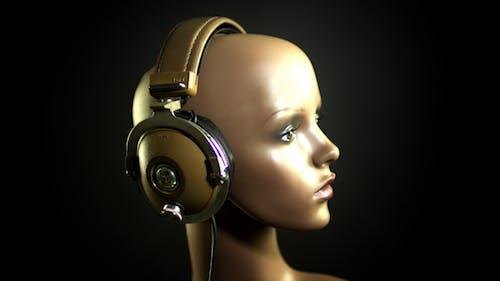 Mannequin Headphones 2