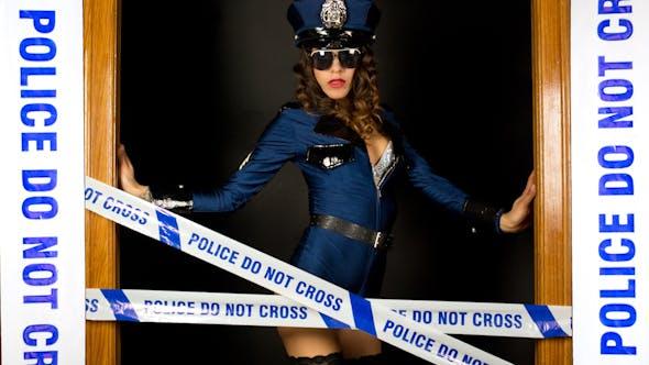 Thumbnail for Naughty Police Woman Dancer 4