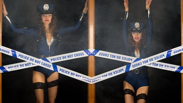 Thumbnail for Naughty Police Woman Dancer 7
