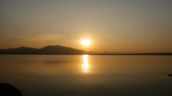 Thumbnail for Evening At Lake