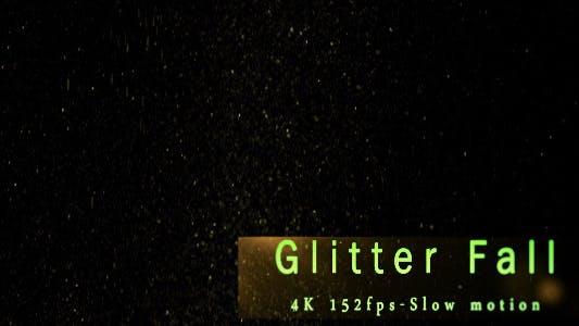 Glitter Fall