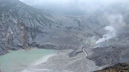 Volcano Crater 08