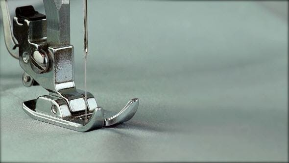 Thumbnail for Foot Sewing Machine