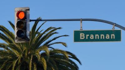 City Street Sign