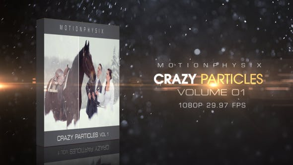 Thumbnail for Crazy Particles Vol 1