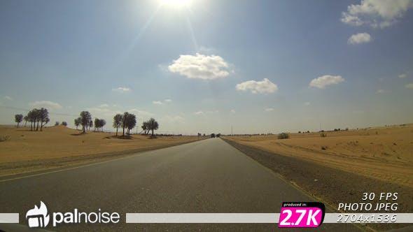 Thumbnail for Desert Road, Route 66