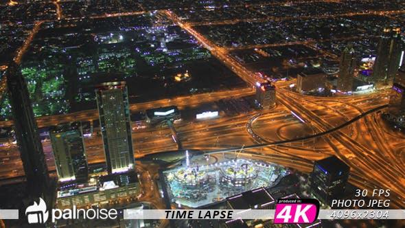 Thumbnail for Dubai Skyline Roundabout