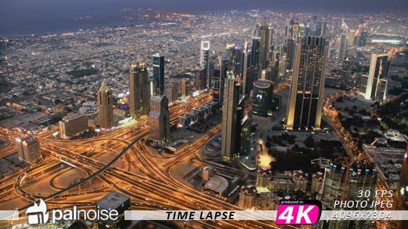 Thumbnail for Dubai Skyline Burj Khalifa