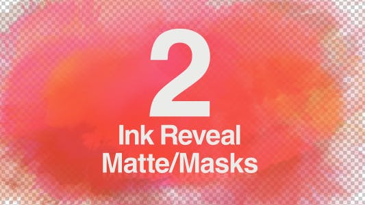 Thumbnail for TWO Clean Ink Splat Mask / Matte