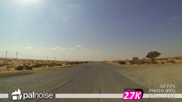 Thumbnail for US Desert Road