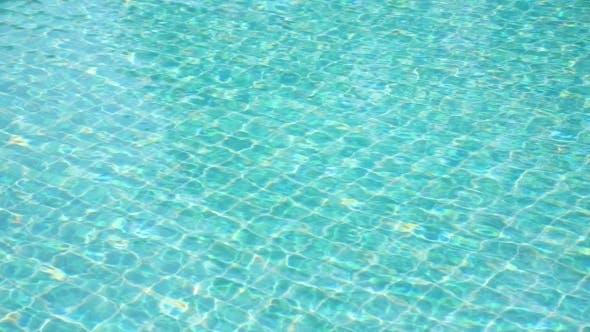 Thumbnail for Hintergrund des geriffelten Musters von sauberem Wasser