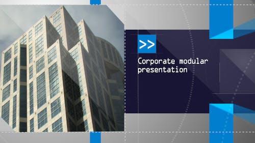 Corporate Modular Presentation