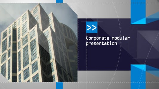 Thumbnail for Presentación modular Corporativa