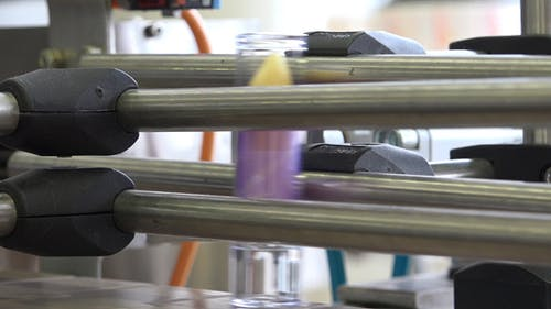 Cosmetics Conveyors and Packaging 1